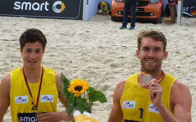 Is Alexander Walkenhorst following his sister Kira for Olympic gold?