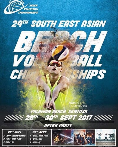 The season is not yet over – South East Asian Beach Volleyball Championships