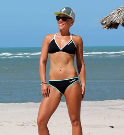 Ballarina – Beach Volleyball wear for ambitious players
