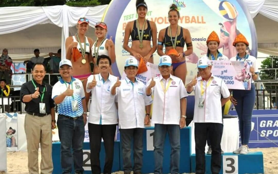 Third consecutive win in one month for Artacho/Clancy