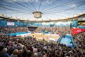 FIVB Beach Volleyball World Championships, Hamburg (GER)