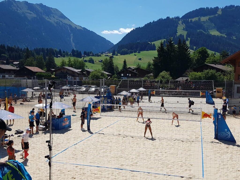 Beach Major Series Gstaad