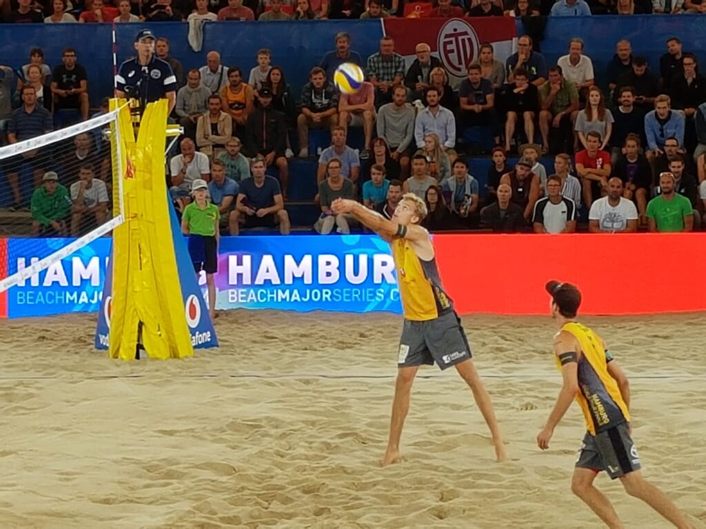 World Tour Finals Hamburg 2018