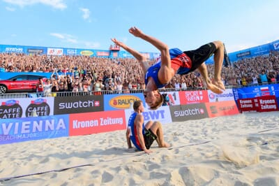 Disrupting the beach volleyball world – Mol/Sorum win their next Major event