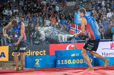 The kids are taking over in Hamburg – some overhaul required for World Tour Finals