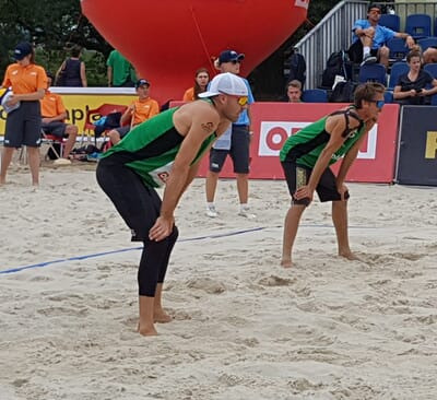Gibb and Crabb finish the grind with AVP Chicago win