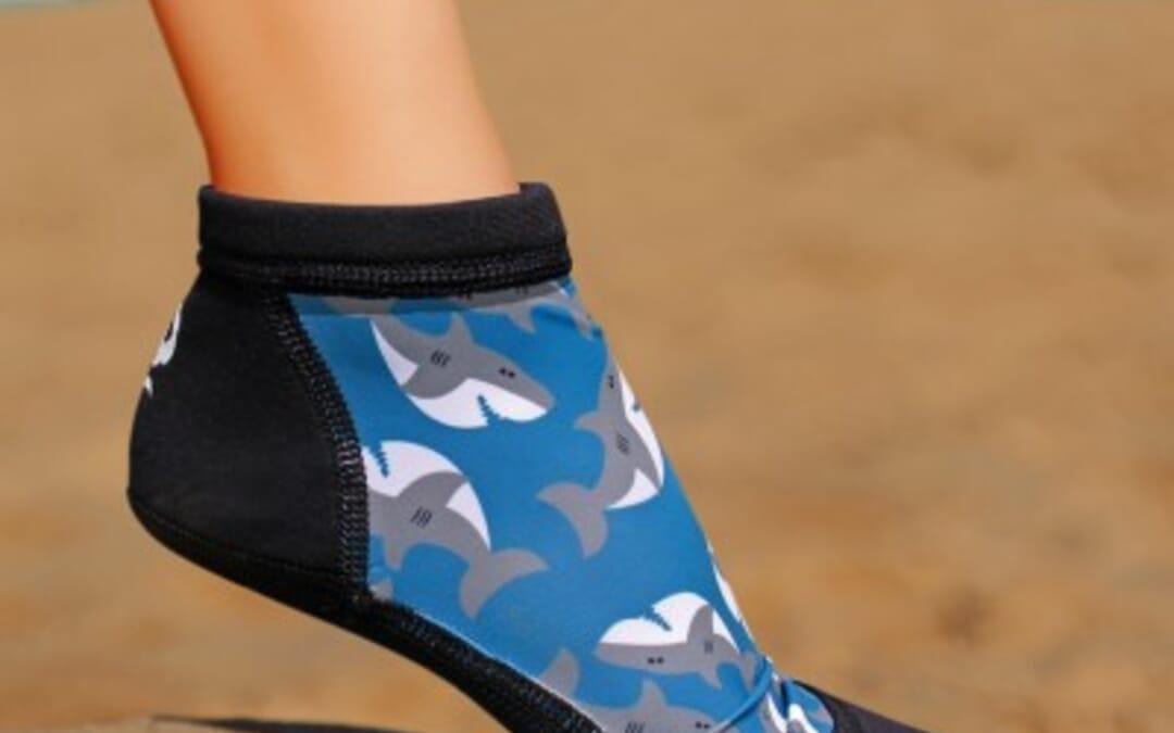 Sprites Sand Socks – the low-top alternative
