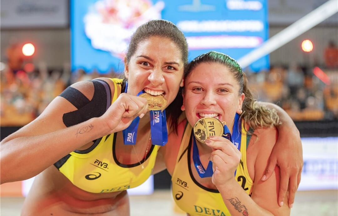 Ana Patricia/Rebecca win The Hague gold defying American teams – Strong Russian men dominate