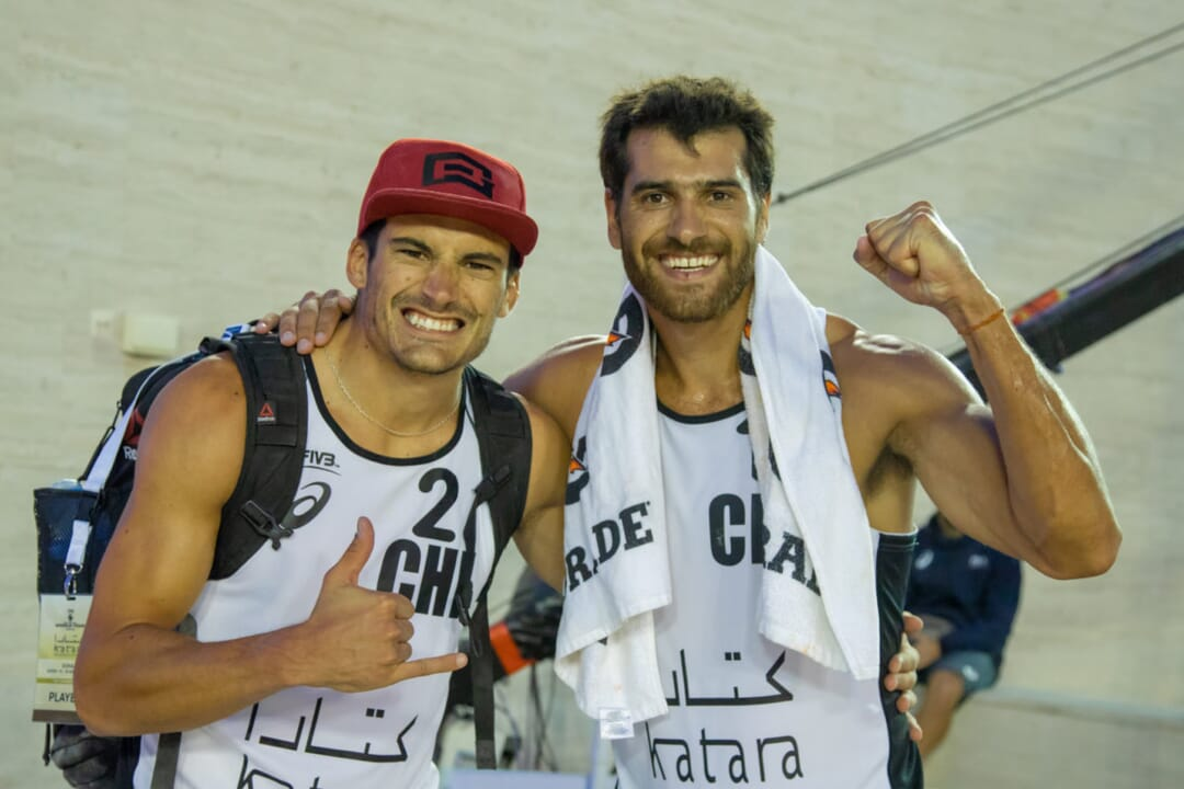 Grimalt cousins beat Dalhausser/ Lucena at 4-star Doha final