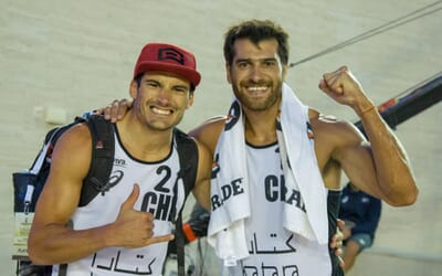 Grimalt cousins beat Dalhausser/ Lucena at 4-star Doha final