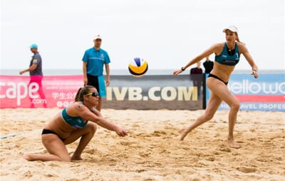 Strong US teams make it into Sydney quarterfinals