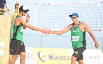 Brazilian men are back in Xiamen – Strong US girls in round of 16