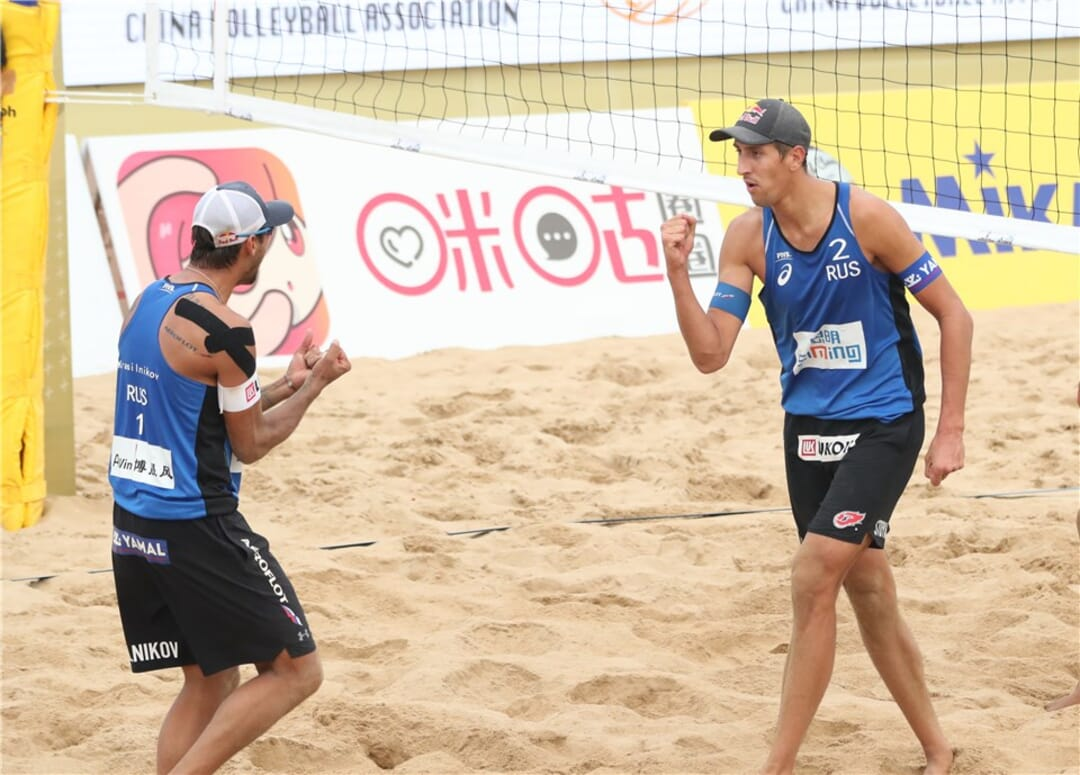 Xiamen sees same winners from Russian and Brazil as The Hague