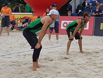 Internationally experienced A-Team and Gibb/Crabb win AVP Huntington Beach