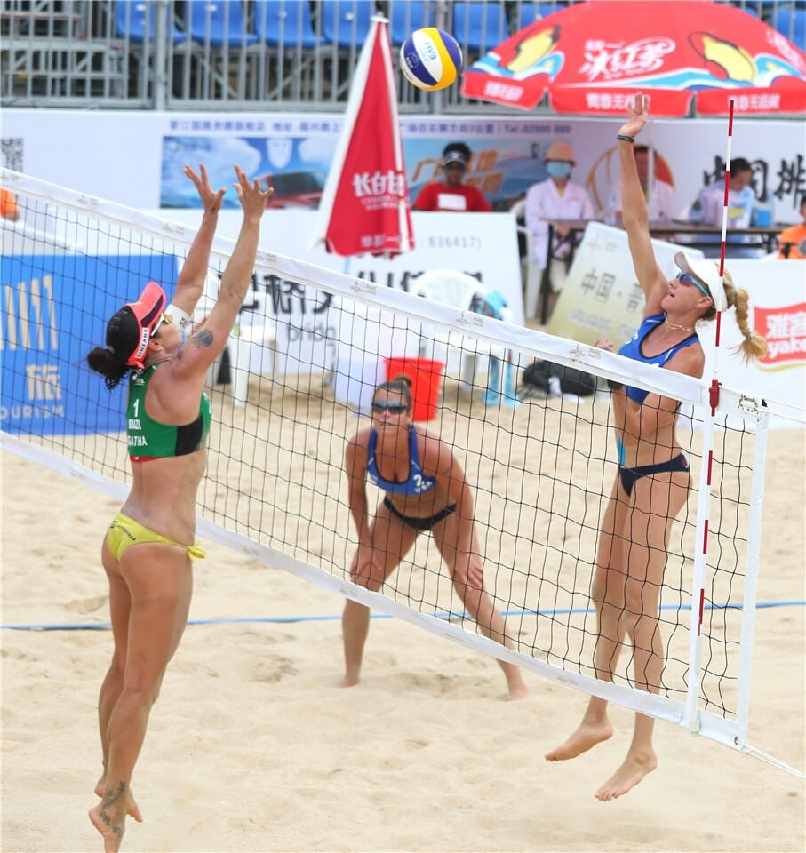 FIVB 4-star at Jinjiang