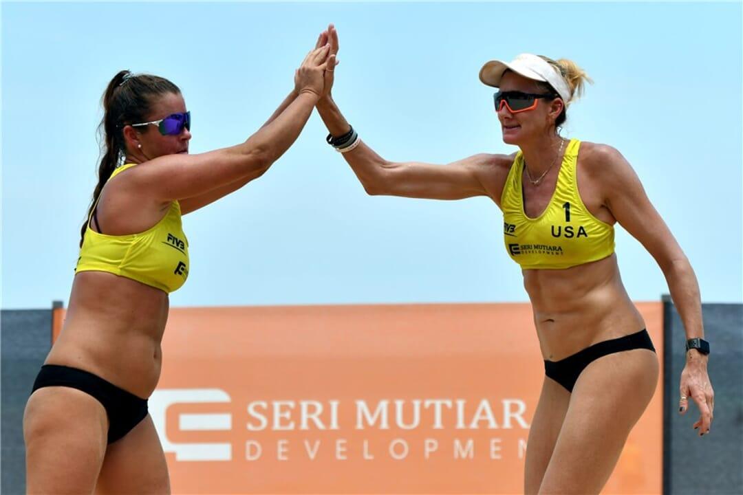 Three US teams make it into Kuala Lumpur semifinals – Walsh Jennings playing for gold