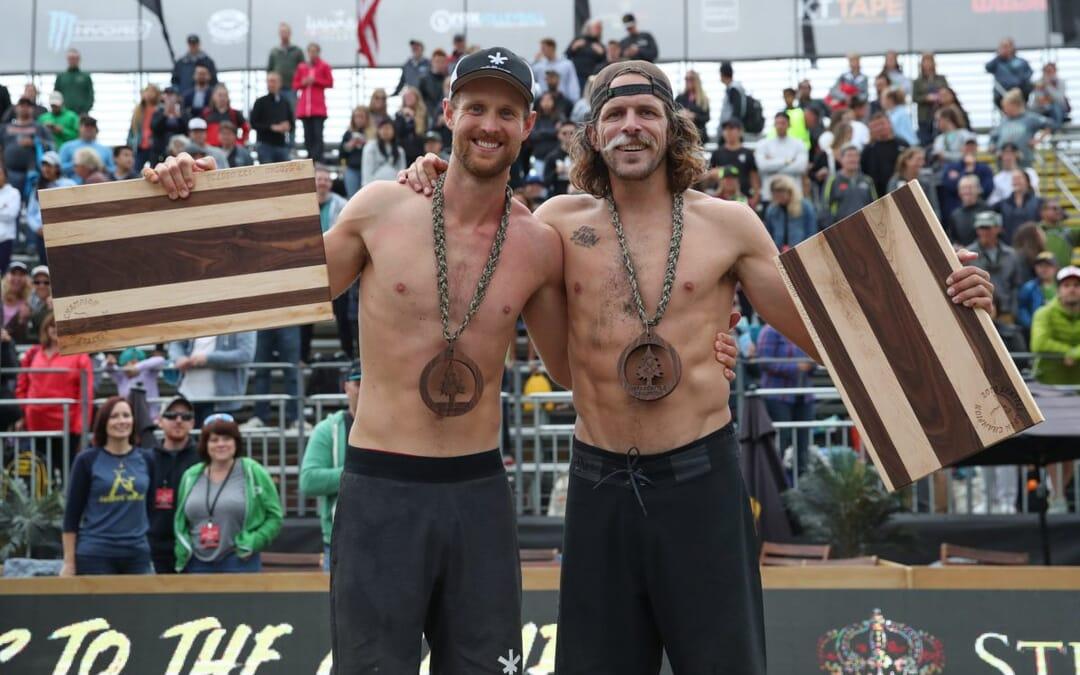 Larsen/Stockman in World Champs shape win AVP Seattle – Casebeer/Schalk's first title