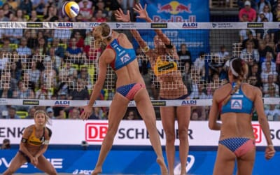 Laura Ludwig with strong comeback in Hamburg – US teams struggling