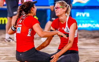Pavan/Humana-Paredes claim Canada's first ever world champs gold