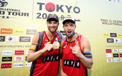 A-Team with Tokyo silver – Vikings win season's fifth gold