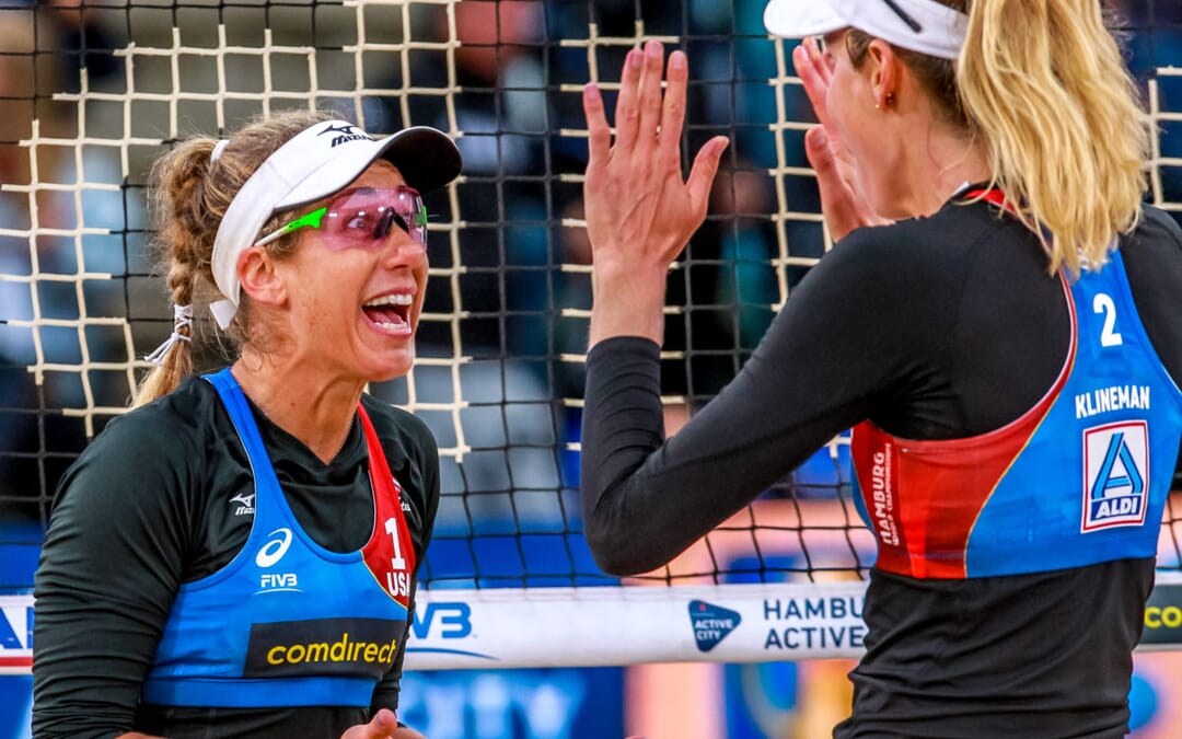 A-Team going for Hamburg gold – German youngsters challenge US oldies