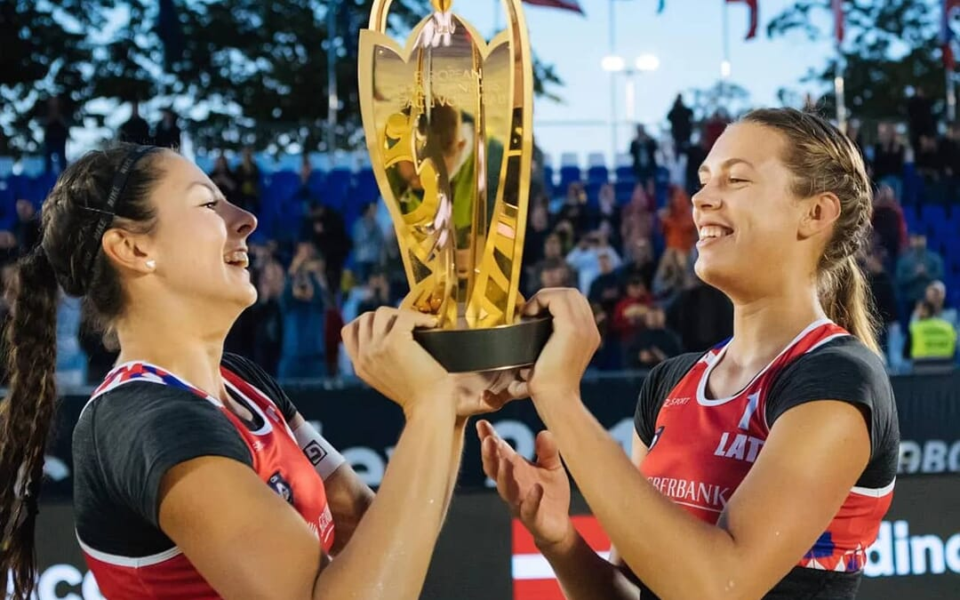 Vikings and Latvian youngsters claim European titles in Moscow