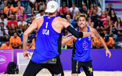 Strong US teams win their pools in Rome – Men's favorites on track